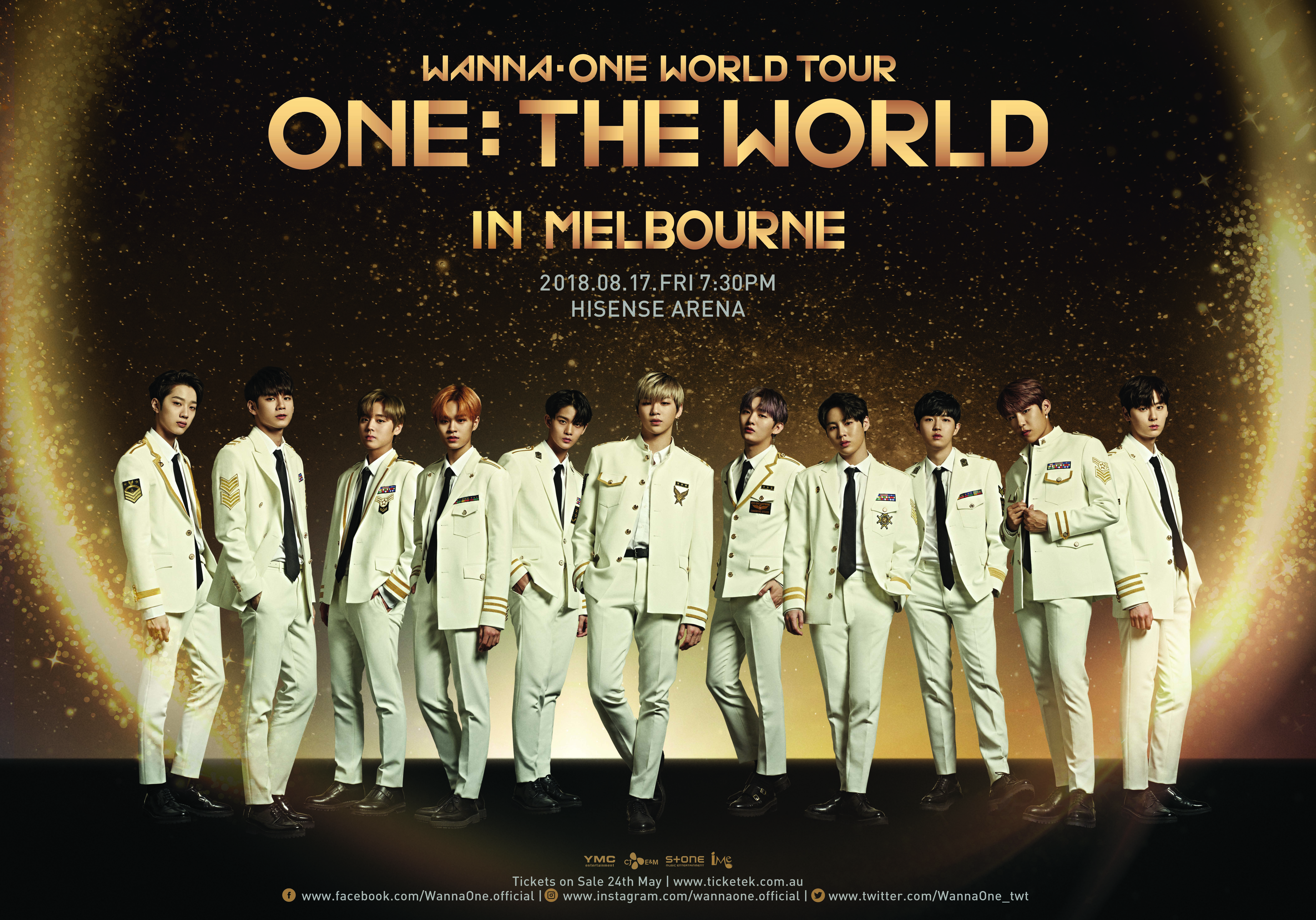 Wanna One World Tour ONE : THE...